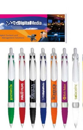 Pull out flyer pen