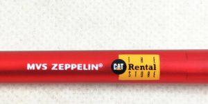 MVS ZEPPELIN Rental Exhibition Giveaway Pens